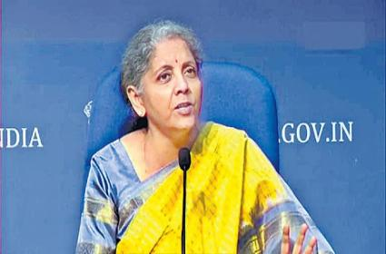 Taxpayers Deserve Recognition For Contribution To Nations Progress: Sitharaman - Sakshi