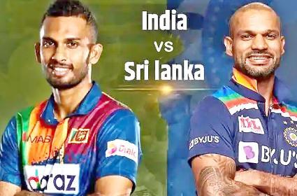 India Vs Sri Lanka 2nd T20 Live Updates And Highlights - Sakshi