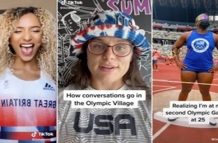Tokyo Olympics IOC Loosened Social Media Rules For Athletes - Sakshi