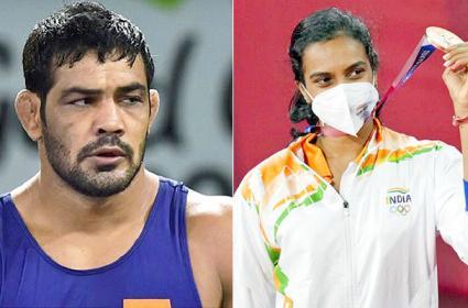 Tokyo Olympics: Different Fates PV Sindhu Susheel Kumar Won Olympic Medals - Sakshi