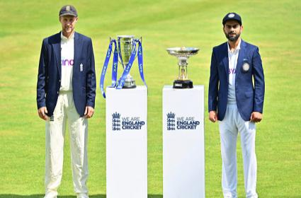 India Tour Of England 2021: Test Series Full Schedule Check Details - Sakshi