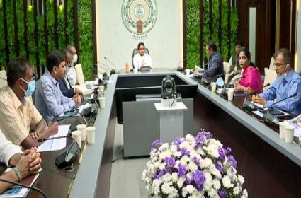 CM YS Jagan Review On IT Department And Digital Library - Sakshi