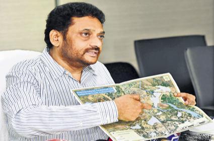 PCB Member Vijaykumar Amara Raja Batteries Tirupati Unit - Sakshi