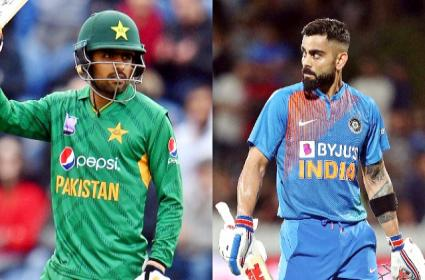 Icc T20 World Cup 2021: India To Face Pakistan On October 24th In Dubai - Sakshi