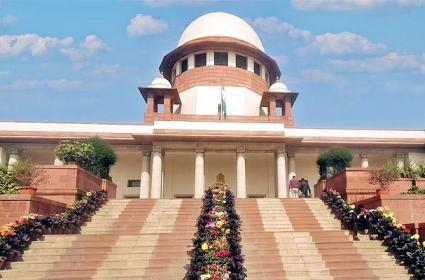 Krishna Water Dispute CJI NV Ramana Transfer Case To Another Bench - Sakshi