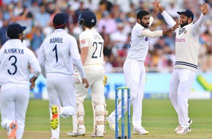 IND Vs ENG 1st Test Match Updates And Highlights - Sakshi