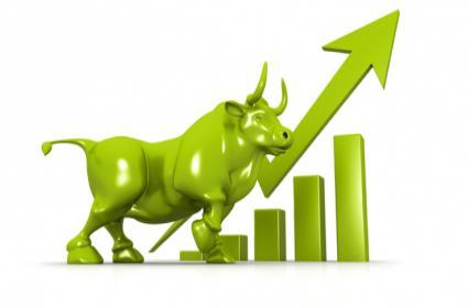 BSE Sensex Crosed Fifty Four Thousand Mark - Sakshi