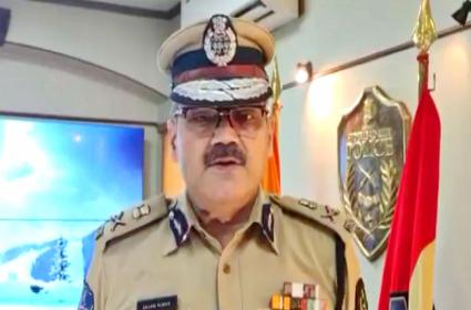 CP Anjani Kumar Confirms Saidabad Accused Raju Death - Sakshi
