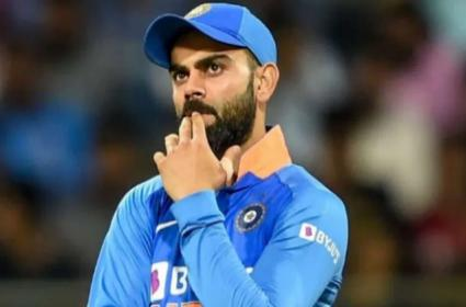 Virat Kohli Decided To Step Down As T20 Captain After T20 World Cup - Sakshi