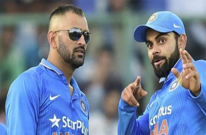 Virat Kohli Record As T20I Captain Better Than Dhoni In SENA Countries - Sakshi