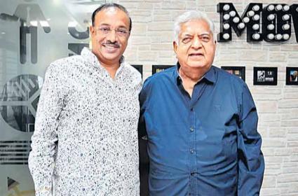 AP Government Idea Is Correct Over Movie Tickets: Narayan Das - Sakshi