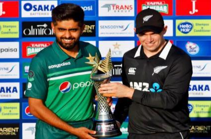 Pak Vs Nz: New Zealand Cancels Pakistan Tour Minutes Before 1st ODI - Sakshi