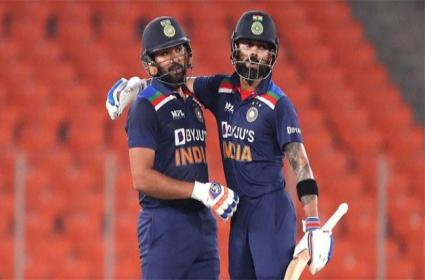 Aakash Chopra On Rohit Sharma Virat Kohli As T20I ODI Captain Respectively - Sakshi