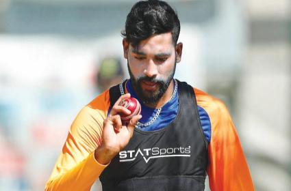 T20 World Cup: Mohammed Siraj Says It Was A Dream To Play In Tourney - Sakshi