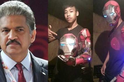 Anand Mahindra Tweet On Manipur Real Iron Man Prem - Sakshi