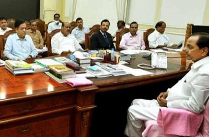 CM KCR Review On TSRTC In Pragathi Bhavana - Sakshi