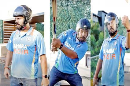 Yuvraj SIngh Recreates Six Balls 6 Sixes Youtube Channel Hillarious Video - Sakshi