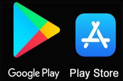 Google Play Store, App Store ban 8 lakh apps - Sakshi