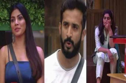 Bigg Boss 5 Telugu: Ravi, Lahari Hug Each Other Midnight Controversial - Sakshi