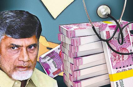 TDP Government Also Looted CM Relief Fund Andhra Pradesh - Sakshi