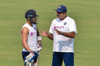 Ravi Shastri Advised Virat Kohli To Quit ODI, T20I Captaincy Before Six Months - Sakshi
