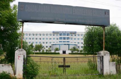 Chadalawada Krishnamurthy Occupied Over 73 Acres in Tirupati - Sakshi