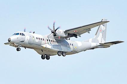 Govt seals Rs 22,000crores deal for purchase of 56 military aircraft - Sakshi