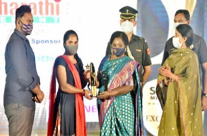 Sakshi Excellence Awards: Posthumous Award Jawan Bongu Babu Rao