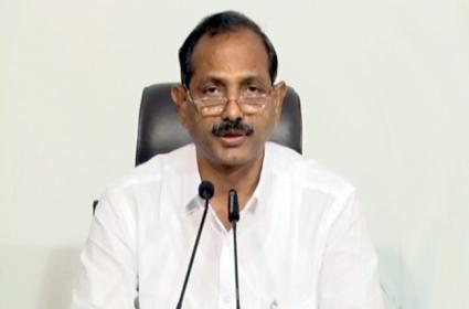 Gopireddy Srinivasareddy Fires On TDP Leaders Over Drugs Issue - Sakshi