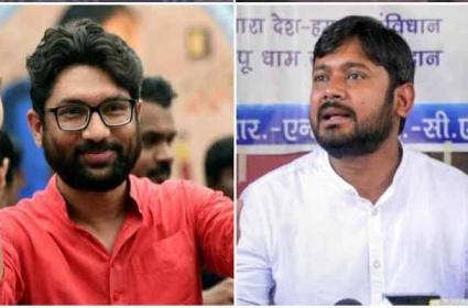 Kanhaiya Kumar, Jignesh Mevani to join Congress on September 28 - Sakshi