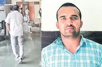 Gangster Jitendra Gogi among 3 killed in Delhi court - Sakshi