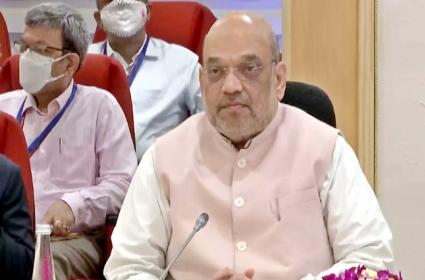 Naxal Hit States Review Meeting On The Chair Of Amit Shah - Sakshi