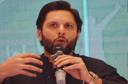 T20 World Cup: Do Not Agree With Pakistan Squad Chosen Says Shahid Afridi - Sakshi