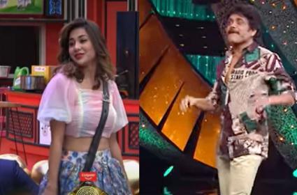Bigg Boss 5 Telugu: Hamida Funny Counter To Nagarjuna - Sakshi