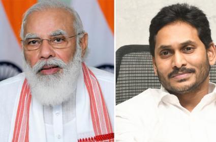 PM Narendra Modi Phone Call to AP CM YS Jagan, Over Gulab Cyclone - Sakshi