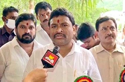 AP Minister Vellampalli Srinivas Slams On Pawan Kalyan Comments In Audio Function - Sakshi