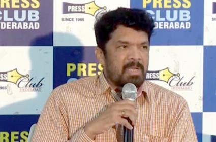 Posani Krishna Murali Talks In Press Meet In Somajiguda Over Pawan Kalyan Comments - Sakshi