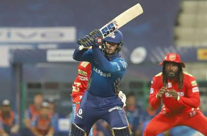 Mumbai Indians Vs Punjab Kings Match Live Updates And Highlights - Sakshi