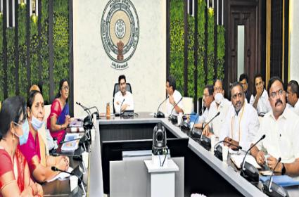 CM YS Jagan says no compromise design of accommodation facilities devotees coming temples - Sakshi