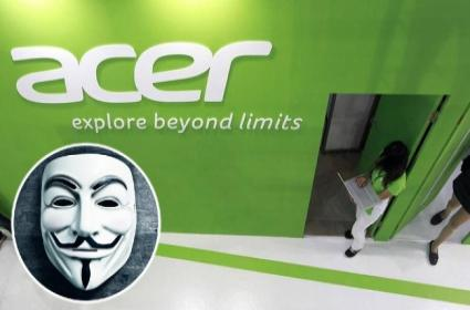 Acer India Servers Breached, Hackers Claim Over 60GB Data Accessed - Sakshi