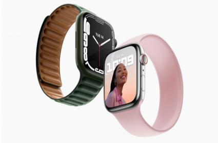 Apple Watch Series 7 to Go on Sale in India Today - Sakshi
