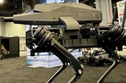 Smart robots with big guns are closer than you think - Sakshi