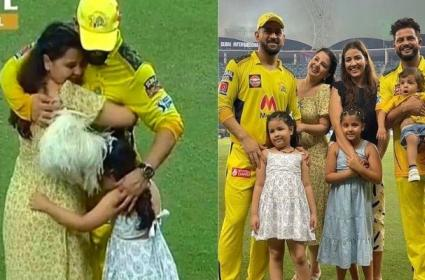 IPL 2021: MS Dhoni And Sakshi Dhoni Expecting Their Second Child In 2022, Suresh Raina Wife Confirms