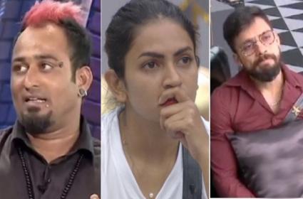 Bigg Boss 5 Telugu 6th Week Elimination: Vishwa, Swetha Varma And Lobo Danger Zone - Sakshi