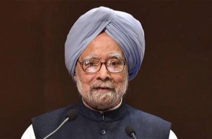 AIIMS: Manmohan Singh Diagnosed With Dengue, Gradually Improving - Sakshi