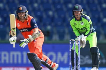 T20 World Cup 2021 Match 3 Group A Ireland Vs Netherlands Updates Telugu - Sakshi