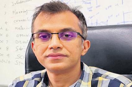 Nagulapalli Srikanth Purchase of Electricity Andhra Pradesh Eenadu - Sakshi