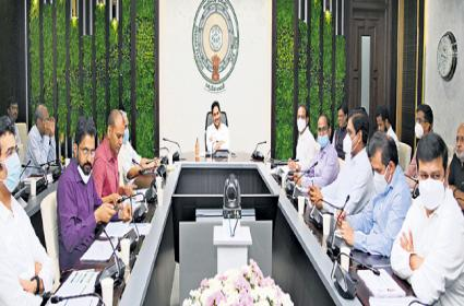 YS Jagan Mandate Officials Government Jobs for families of government employees who died with Covid - Sakshi