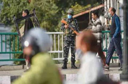 Islamic State Khorasan Warns of More Attacks in Kashmir - Sakshi