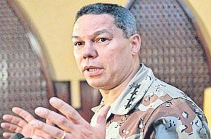 First black US Secretary of State Colin Powell dies of Covid-19 - Sakshi